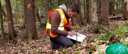 Biologiste écologie et environnement