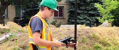 Service géomatique de traitement des données géographiques et numériques pour l'arpentage pour connaître les spécificités de votre terrain